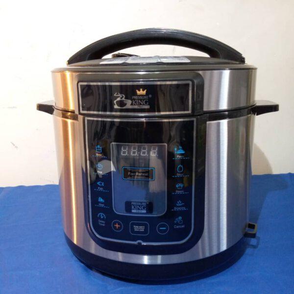 Afrotalia International Ltd.- King pressure cooker