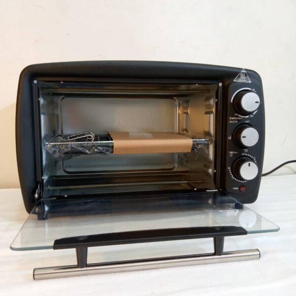 Afrotalia International Ltd.- Oven Ventilated