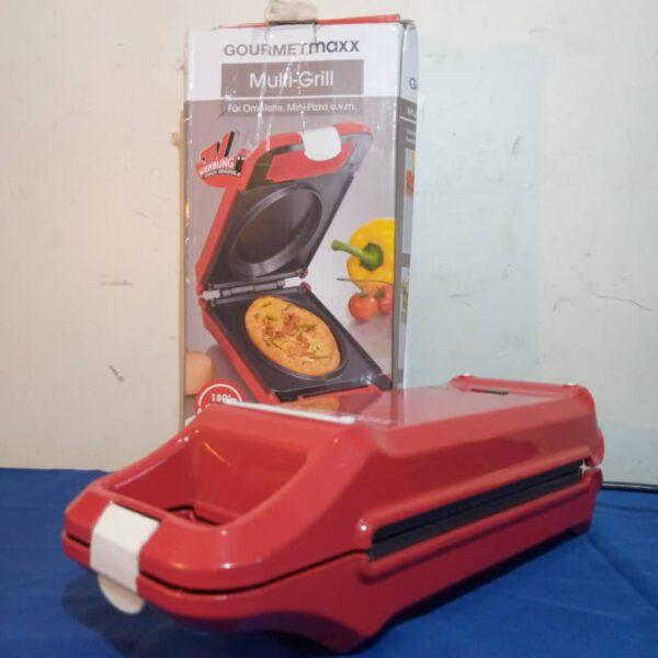 Afrotalia International Ltd.- Red Chopper