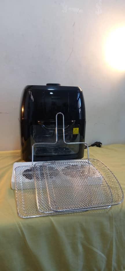 Afrotalia International Ltd.- air fryer
