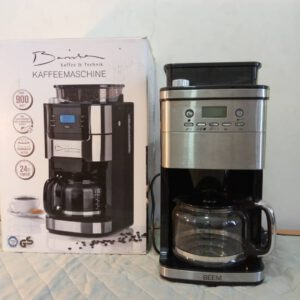 Afrotalia International Ltd.- coffee machine