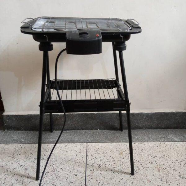 Afrotalia International Ltd.- stand grill
